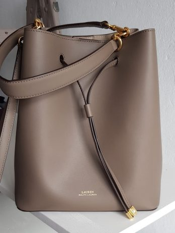 Bucket Bag Ralph Lauren in Schlamm NEU!