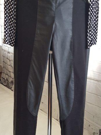 Calvin Klein Hose Medium in Schwarz