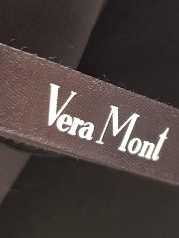 Vera Mont Hose Größe 36 Schwarz NEU!