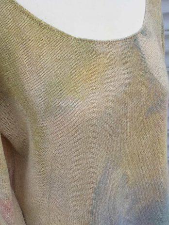 Pullover Bleifrei Größe Medium in Gelb