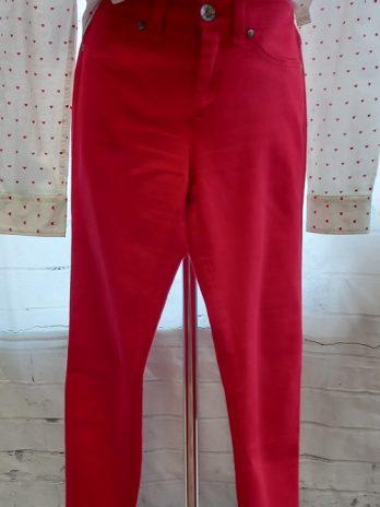 Jeans Sisley Größe Größe 38 in Rot