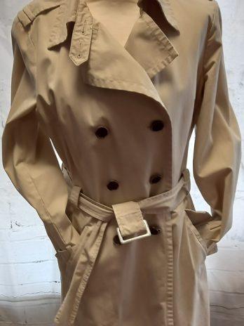 Mantel Zara Größe Medium in Beige