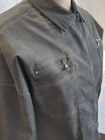 Jones Jacke Größe 34 in Grau