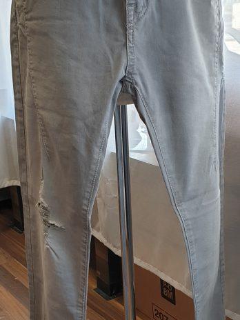 R-Jeans Größe Large in Grau
