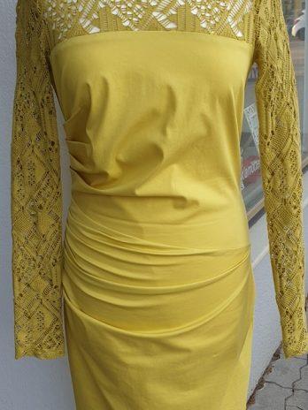 Jones Kleid Größe 34 in Gelb