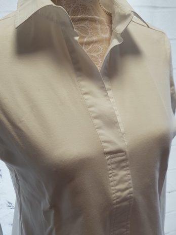 Blusenshirt Eterna Größe 40 in Weiß