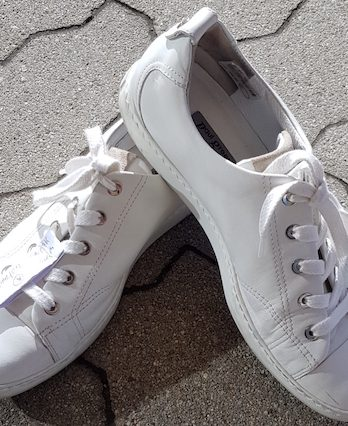 Sneakers Paul Green Größe 38 in Weiß