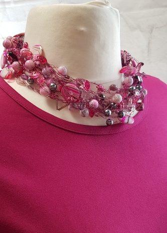 Shirt NEU! Größe 46 in Pink