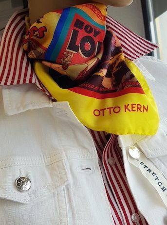 Niki Tuch Otto Kern Bunt