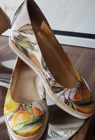 Schuhe Högl Größe 38,5 Bunt