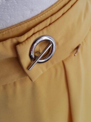 Culotte Joleen Größe 36 in Gelb