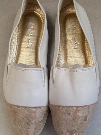 Schuhe Betty Barclay Größe 40 in Weiß