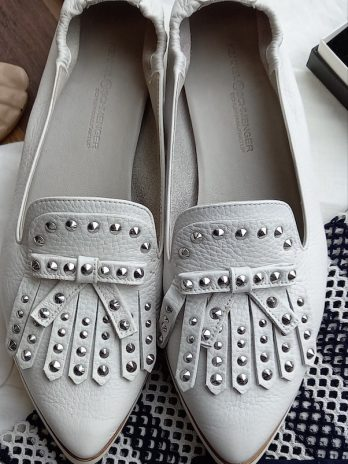 Schuhe Kennel & Schmenger Größe 41 in Weiß