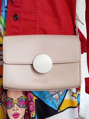 Tasche Seidenfelt Manufakturin Rosé