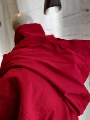 Mantel Street One Größe 40 in Rot