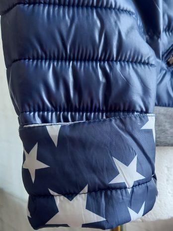 Jacke Größe Large in Blau