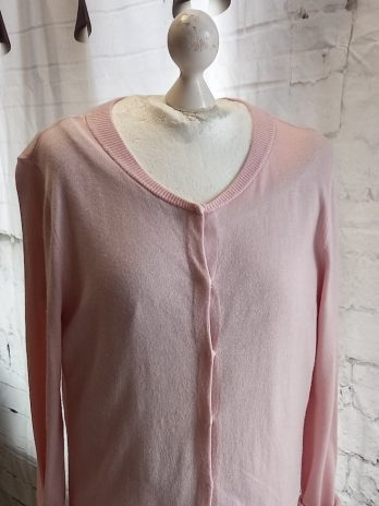 Cardigan Jones Größe 40 in Rosa