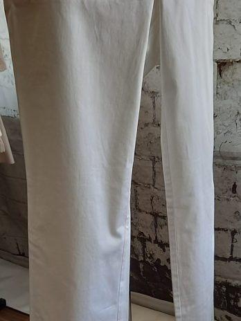 Hose Hugo Boss Größe 36 in Weiß