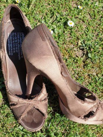Pedro Garcia Schuhe  Größe 38 in Mokka