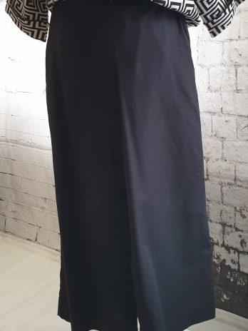 COS Culotte Größe 40 in Schwarz