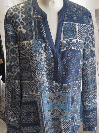 Bluse Esprit Größe 36 in Blau