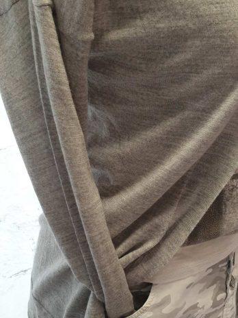 Strenesse Weste Größe 36 in Grau