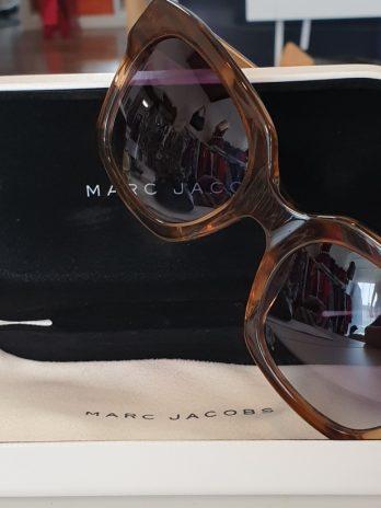 Sonnenbrille Marc Jacobs in Braun