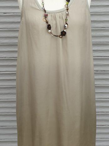 Kleid Marc Aurel Größe 44 in Khaki