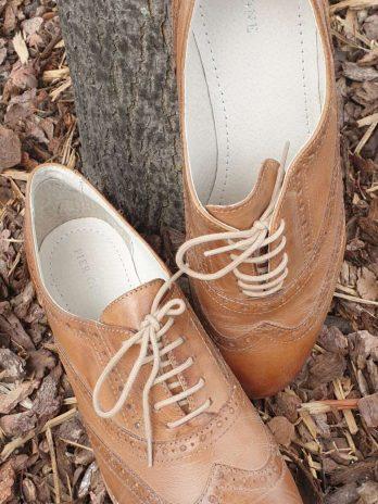 Schuhe Pier One Größe 41 in Braun