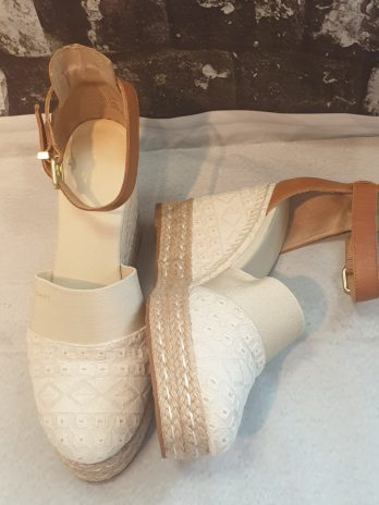 GANT Schuhe Größe 41 in Beige