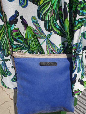 Blaue Esprit Tasche