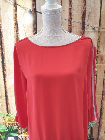 Shirt Monari Größe 38 in Rot