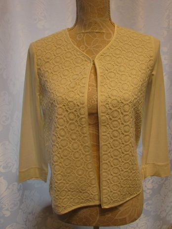 """Weste Gerry Weber """"Small""""  in Creme"""