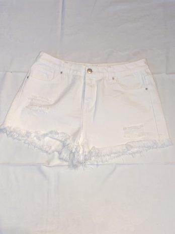Short 36 in Weiß
