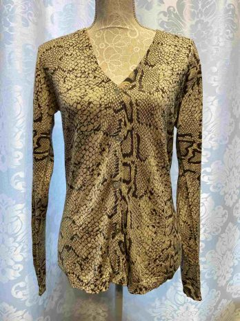 Cardigan Collection 40 in Khaki| Beige