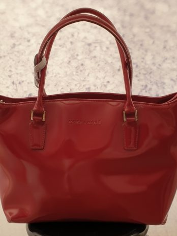 Tasche More & More in Rot