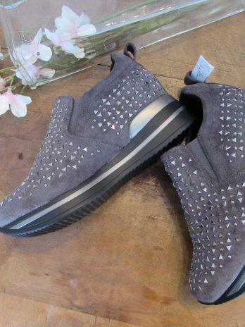 Sneaker Janessa 38 in Grau