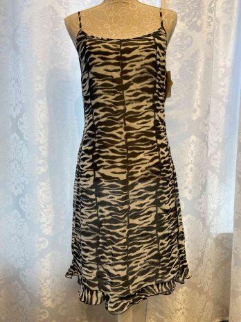Kleid Apart 38 in Schwarz  Weiß