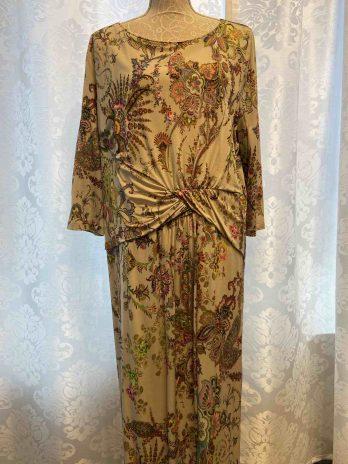 Kleid Basler 46  48 in Floral
