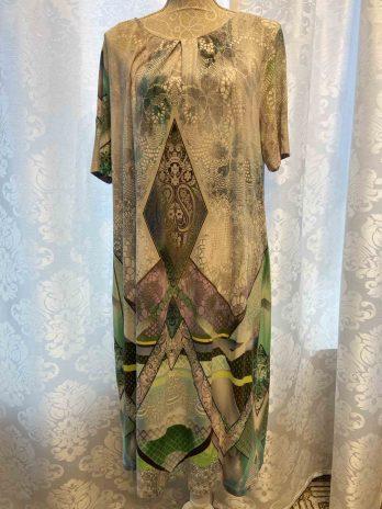 Kleid 46  48 in Grau  Bunt