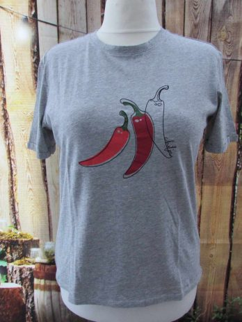 """Shirt Jake*s """"Large"""" in Grau"""