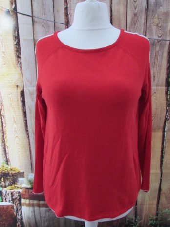 Pullover S.Oliver 38 in Rot