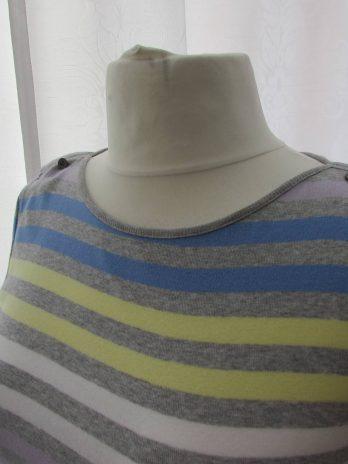 Shirt Betty Barclay 42 in Streifen