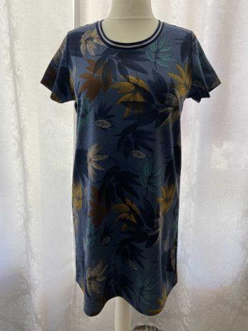 Kleid 40  42 in Blau  Gelb