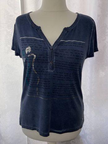 Shirt Jones 42 in Blau