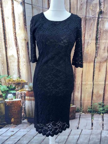 Kleid 36 in Schwarz