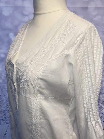 Bluse B.C. 38 in Weiß
