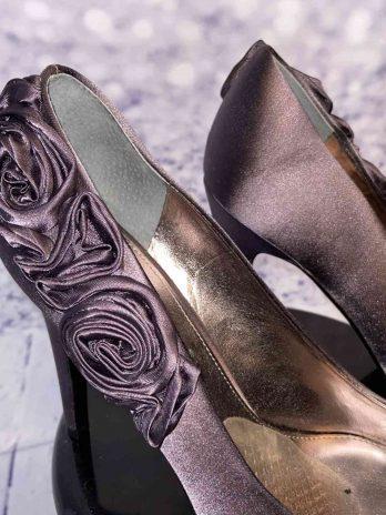 Schuhe Nina 40 in Taupe
