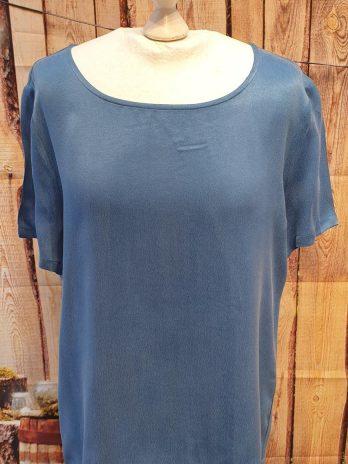 Jones Shirt Größe 38 in Blau NEU