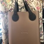 O-Bag Tasche in Bronze
